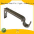 top ratedsimple curtain rod brackets color for corner