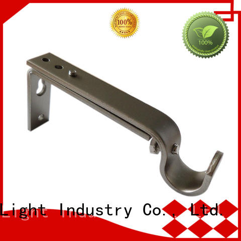Pacific curtain pole recess brackets suppliers for sliding door