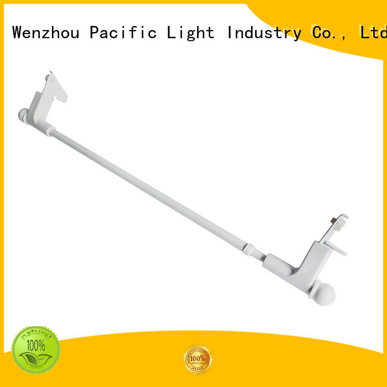 cheap swing arm curtain rods manufacturer for small window