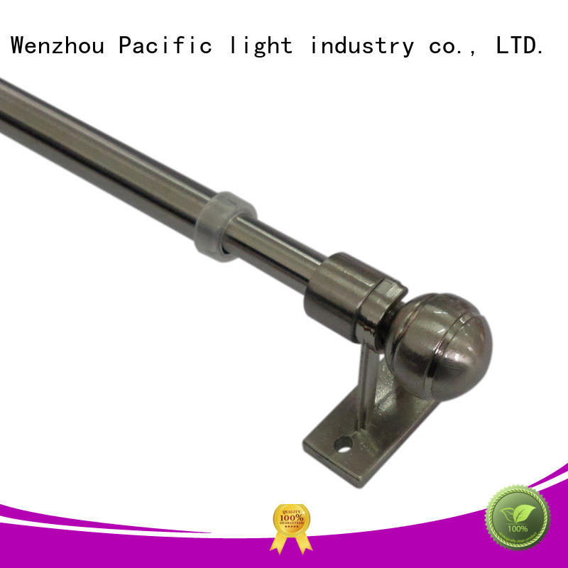Pacific complete curtain pull rod for door
