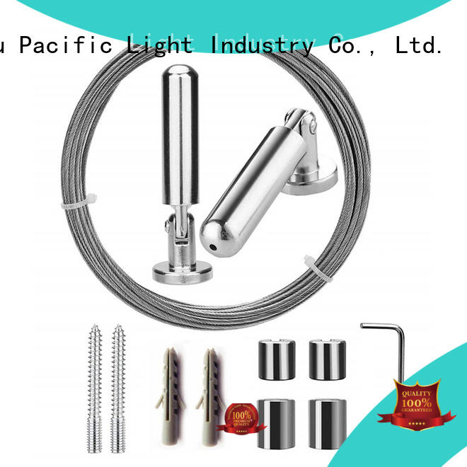 Pacific Latest cutting net curtain wire suppliers for school