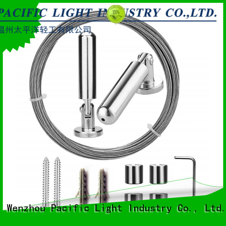 Pacific curtain wire cable supply for school