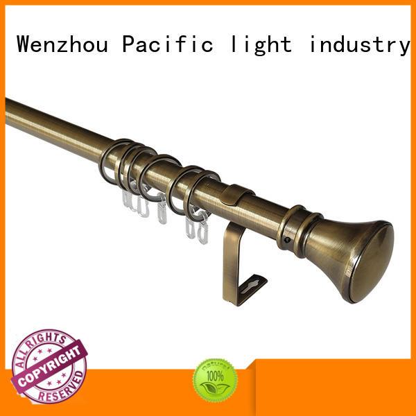 Pacific buy window curtain bar for sliding door