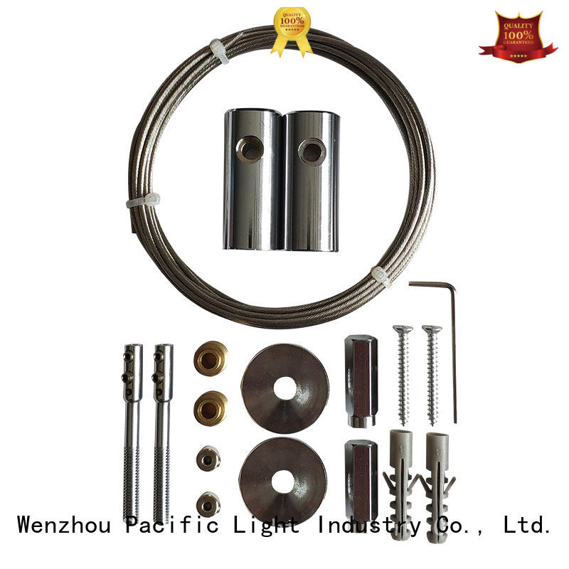 Pacific shower curtain wire rail supply for ceiling