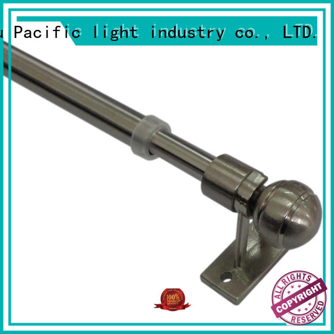 Pacific cheap swing arm curtain rods products