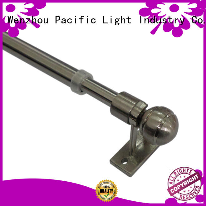 Pacific wooden curtain rod brackets manufacturers
