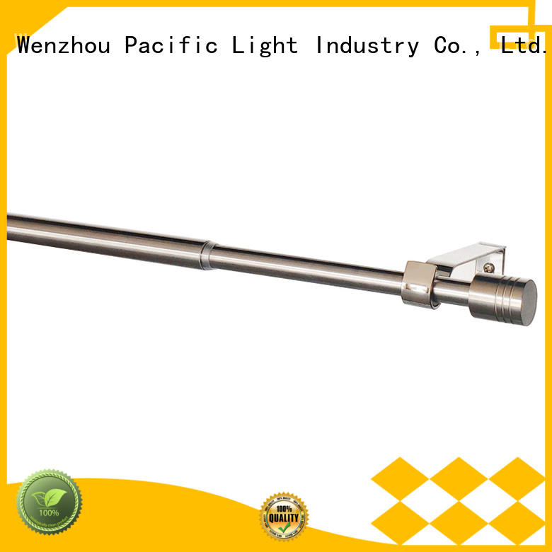 Pacific modern curtain rods suppliers for sliding door