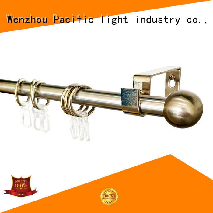 Pacific professional curtain rod kit for sale for corner