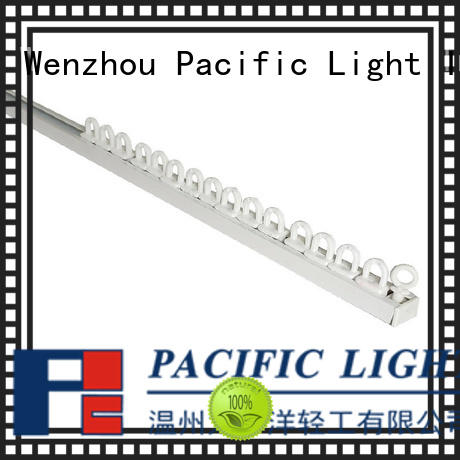 Pacific installation window curtain track on sale for house