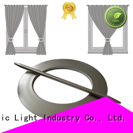 Pacific professional window curtain rings for sale for bay window