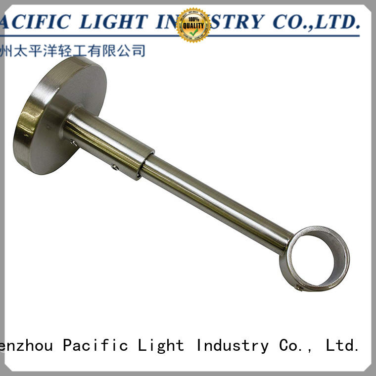 Pacific Latest drapery rod brackets company for sliding door