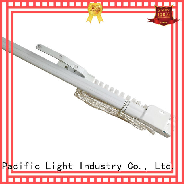 Top ceiling track curtain rods supply for house