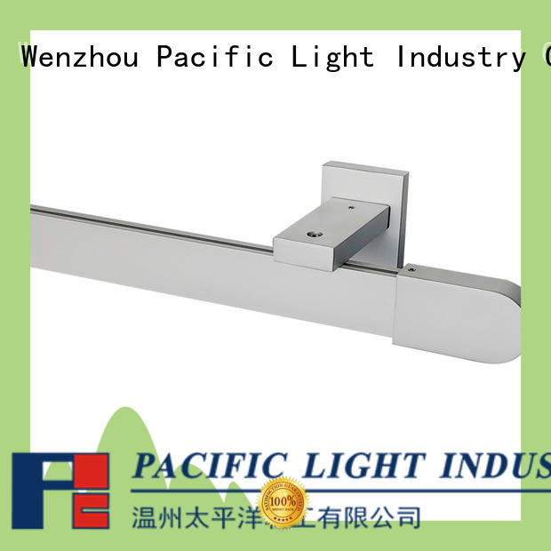 Pacific continental curtain rod names for sliding door