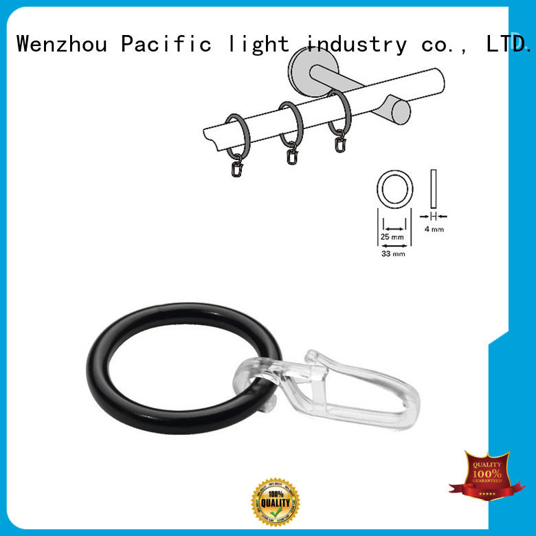 curtain rods and accessories factory price for patio door Pacific