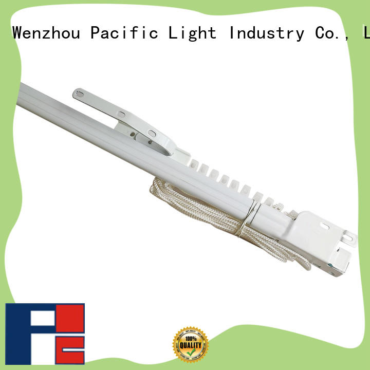 Pacific Best sliding curtain track hooks suppliers for school