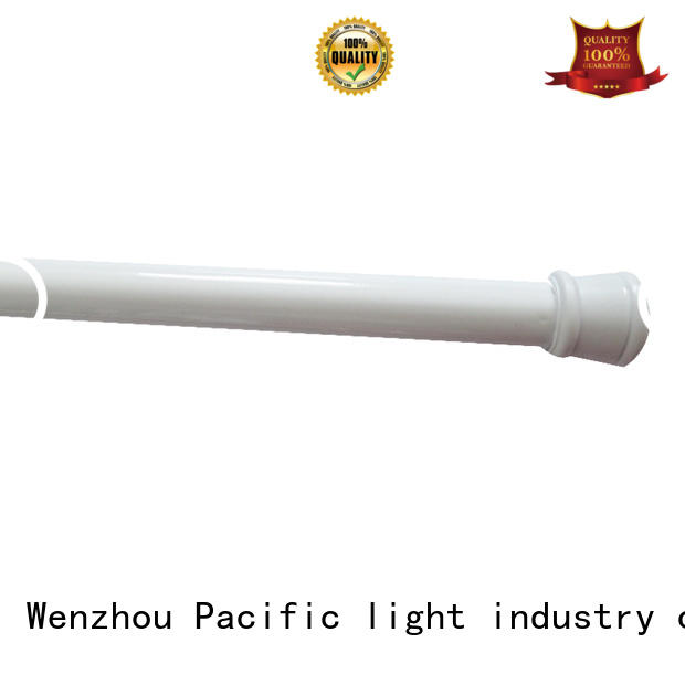 Pacific professional curtain rods for narrow windows for sliding door