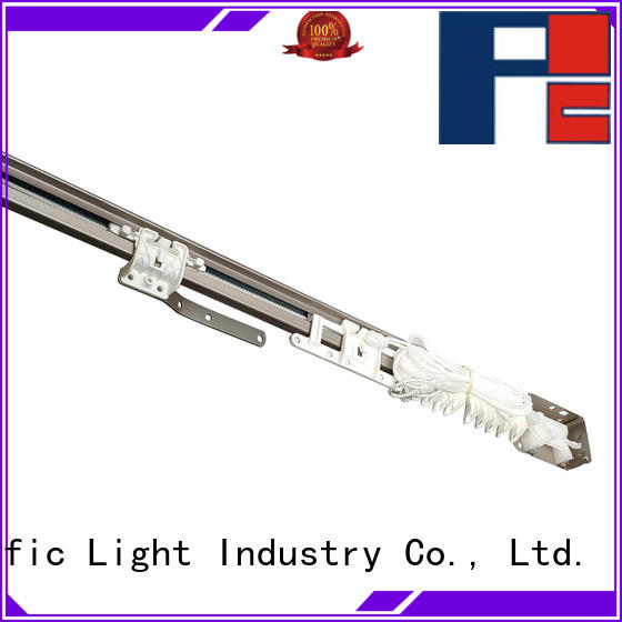 Pacific curtain track system hardware company for house