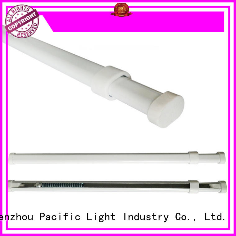 Pacific how to choose swing arm curtain rods manufacturer for door