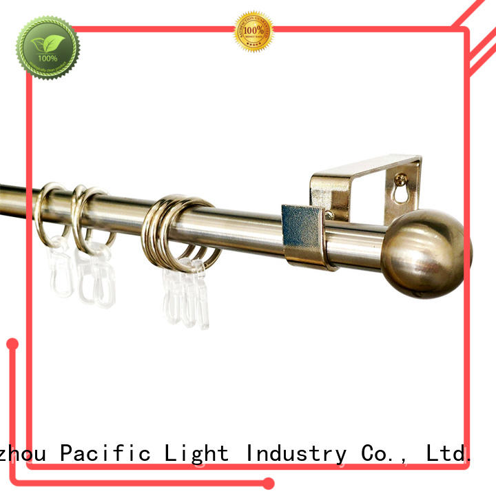 Pacific plain curtain rods for sale for patio door