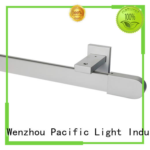 New decorative window curtain rods suppliers for sliding door