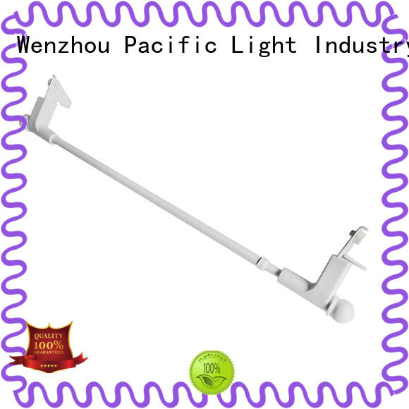 Pacific diy cafe curtain rod manufacturer