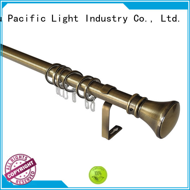 Pacific buy curtain rod sizes for sale for sliding door