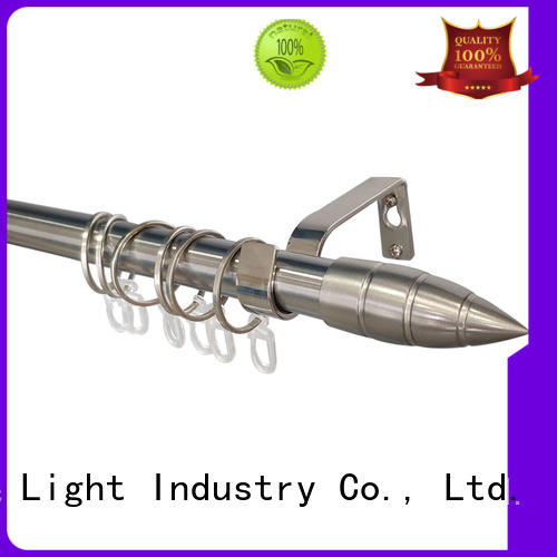 Pacific where to buy standard curtain rod apply for patio door