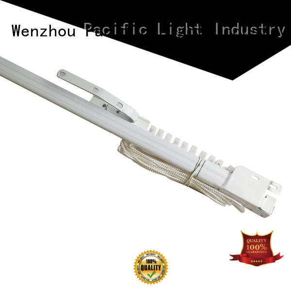 Pacific High-quality white curtain track supply for house