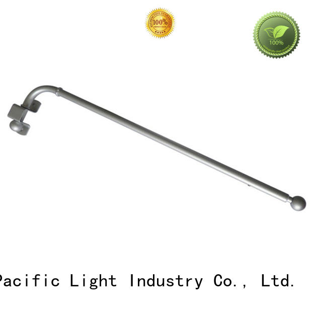 Pacific curtain rod rings with clips manufacturers for patio door