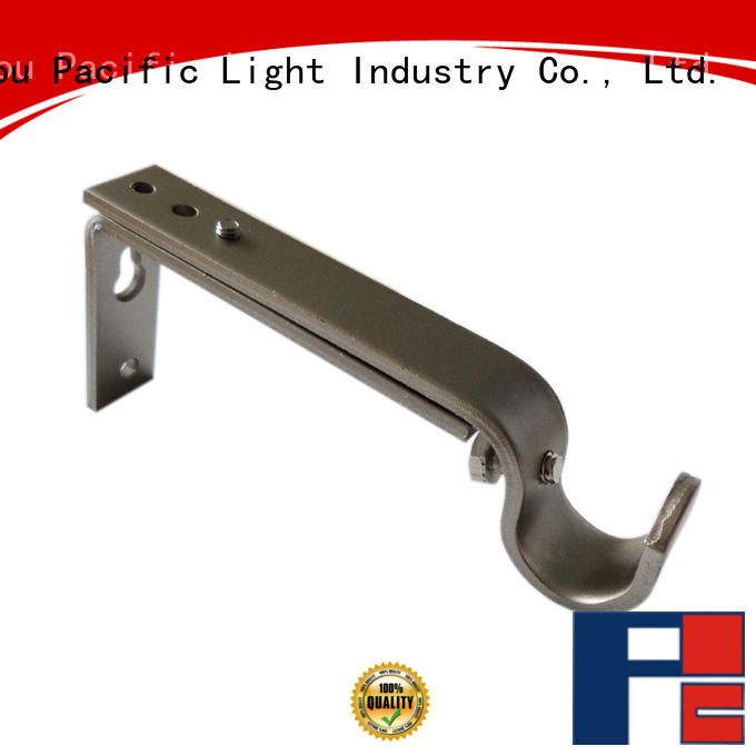 Pacific Best curtain bracket extender supply for arched window