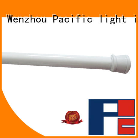 Pacific telescoping curtain rod wholesale for corner