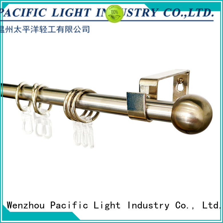Pacific decorative rod set company for arched window