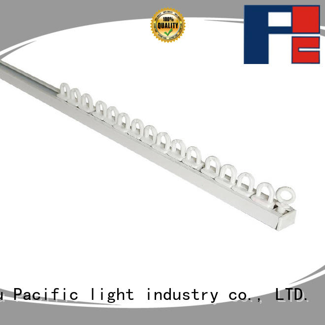 Pacific overhead curtain track how to use for school