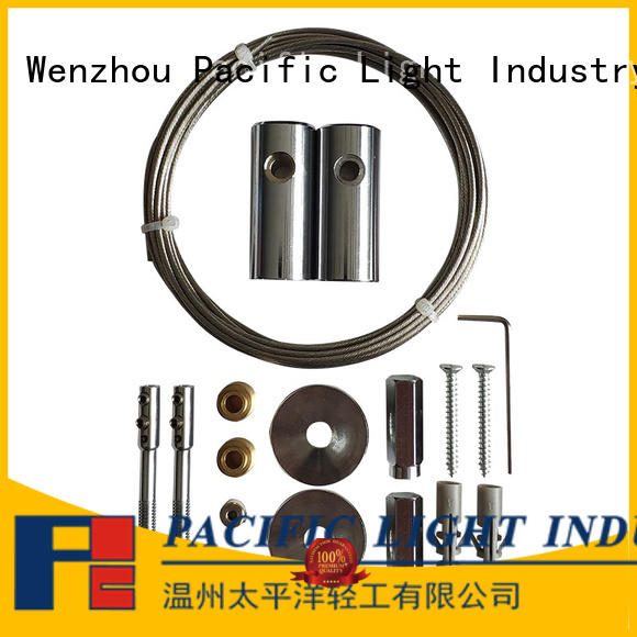Pacific professional curtain stretch wire kit production for ceiling