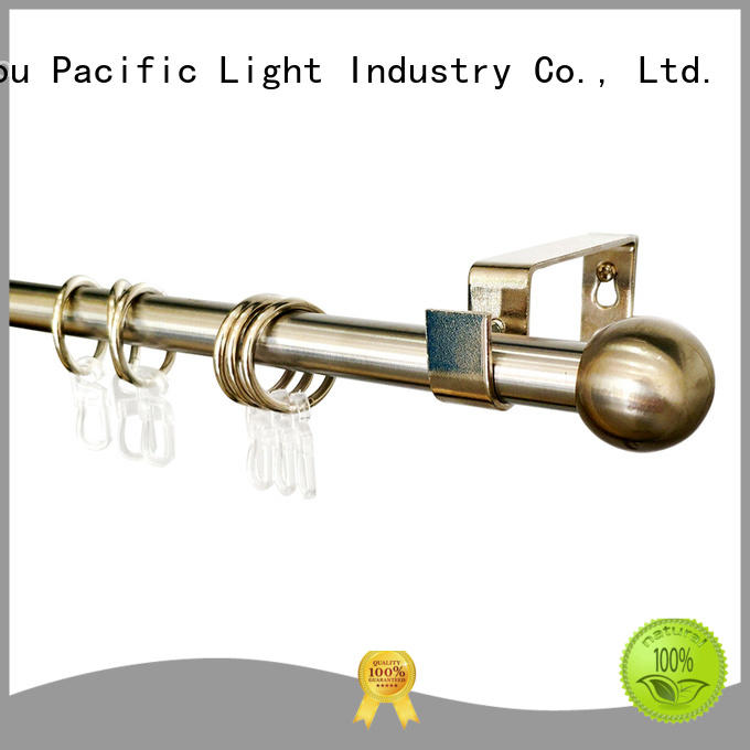 Pacific professional curtain rod kit apply for sliding door