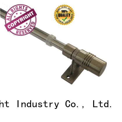 Pacific complete swing arm curtain rods supplier for arched window