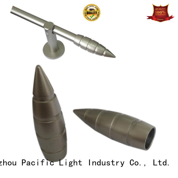 Pacific Best gold curtain finials supply for office
