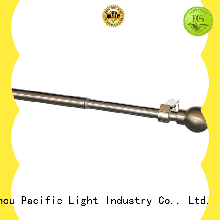 Pacific Wholesale 7 foot curtain rod supply for patio door