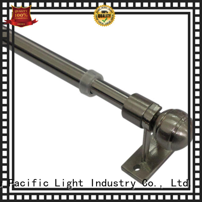 Pacific swing arm curtain rods products for door
