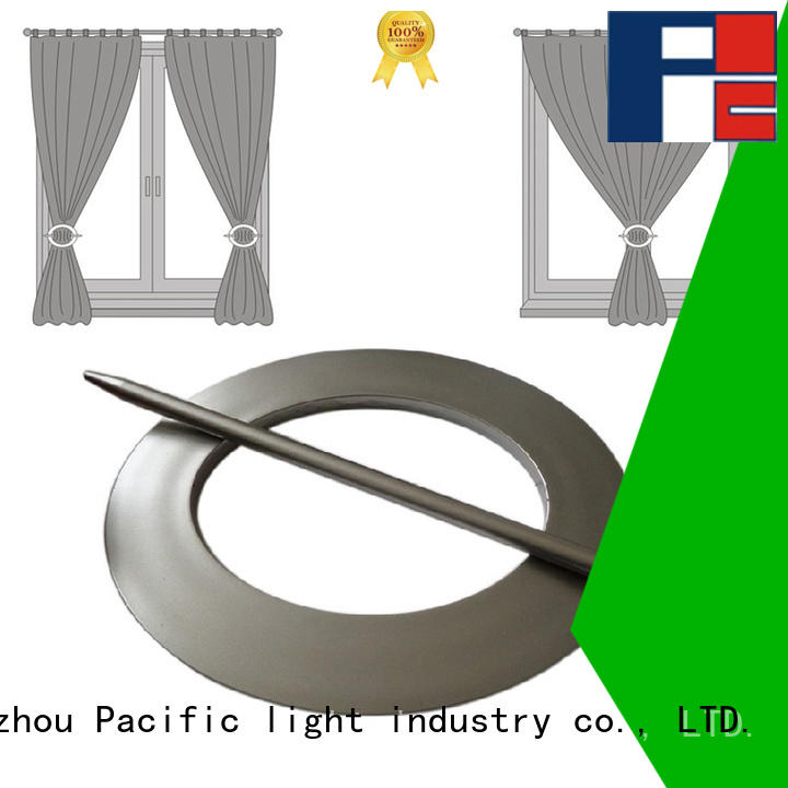 Pacific decorative curtain rings factory for door
