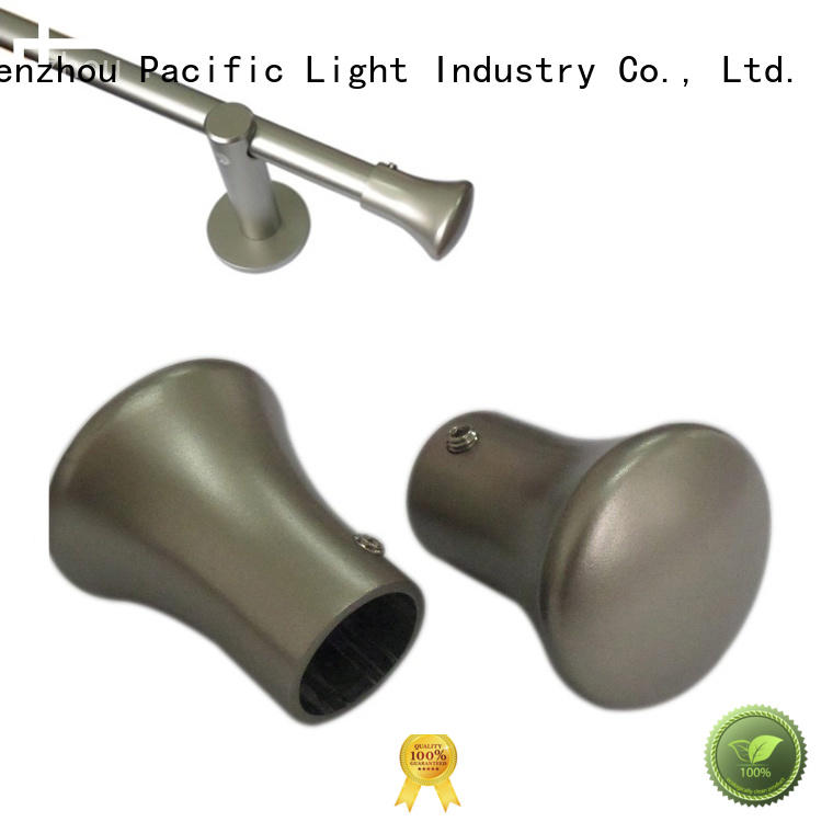 Pacific Custom pineapple finial curtain rod manufacturers for house