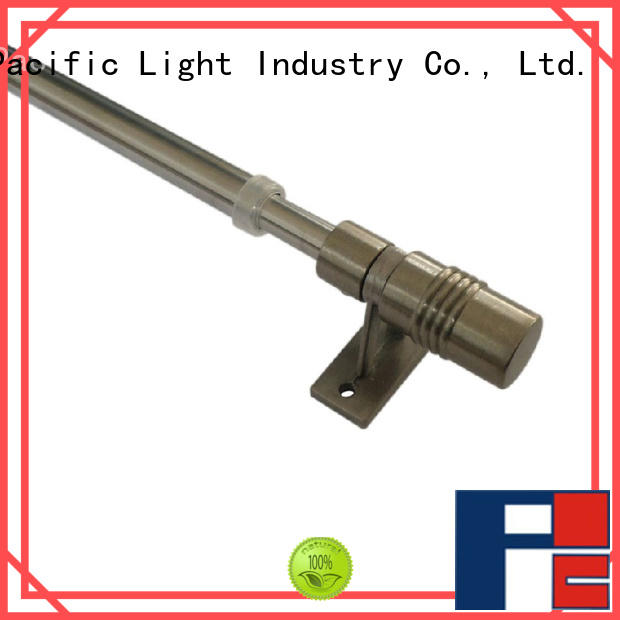 Pacific cafe rod curtain pole wholesale