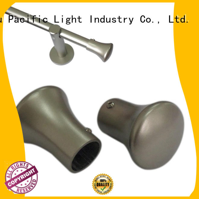 Pacific what is curtain knobs finials make in China for house
