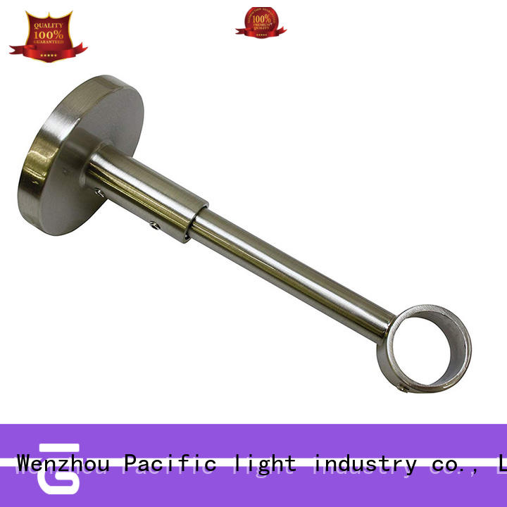 Pacific window curtain rod hooks components for sliding door