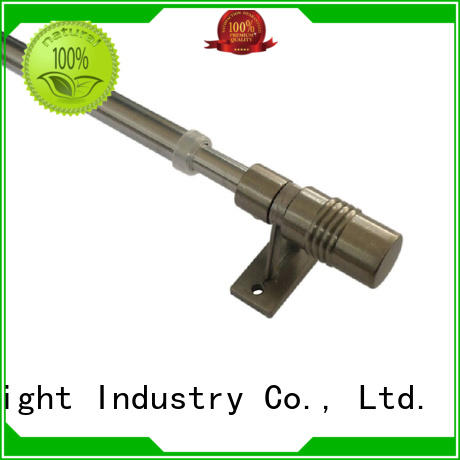 Pacific swing out curtain rods products for corner window