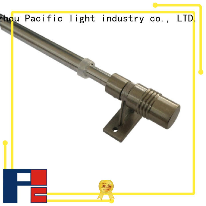Pacific curtain and rod set manufacturer for small window