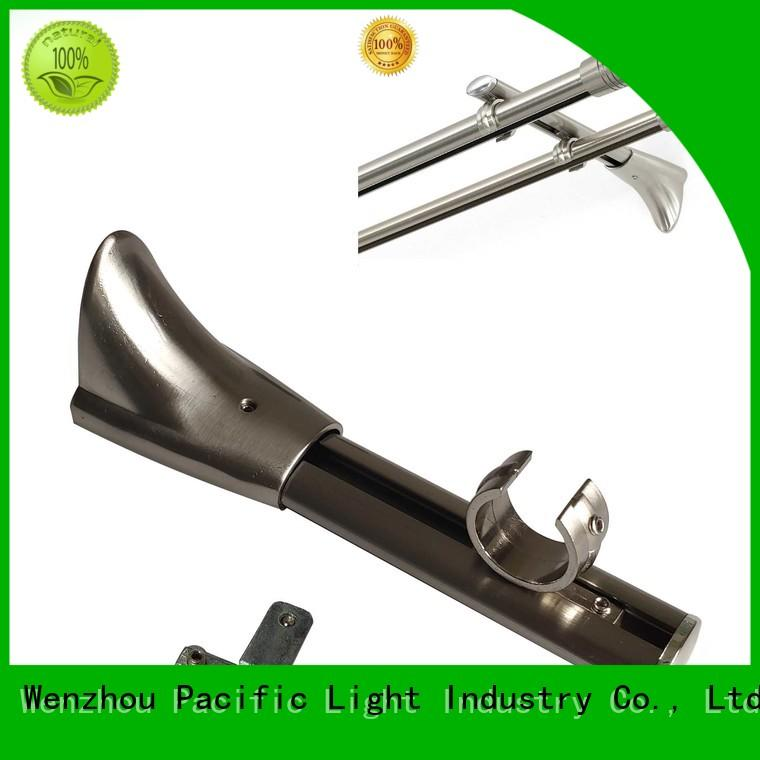 Pacific extra long curtain brackets suppliers for arched window