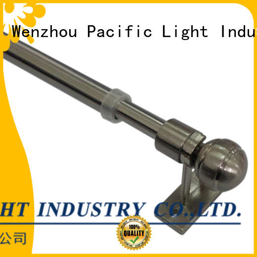 Pacific best place to buy curtain poles suppliers for small window