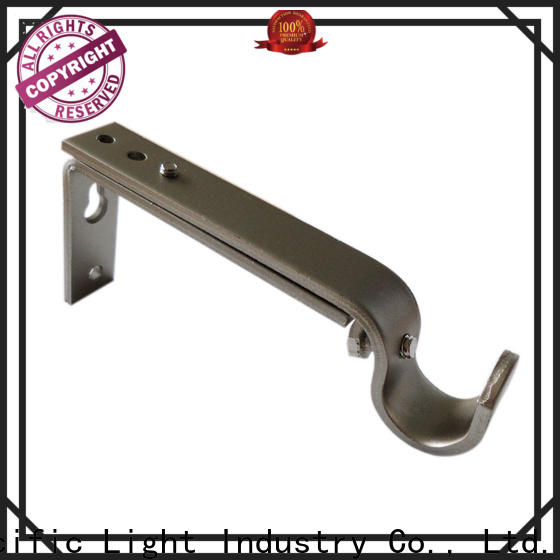 Pacific Best curtain rods without brackets suppliers for home