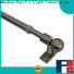 Wholesale chrome double curtain rod company for small window